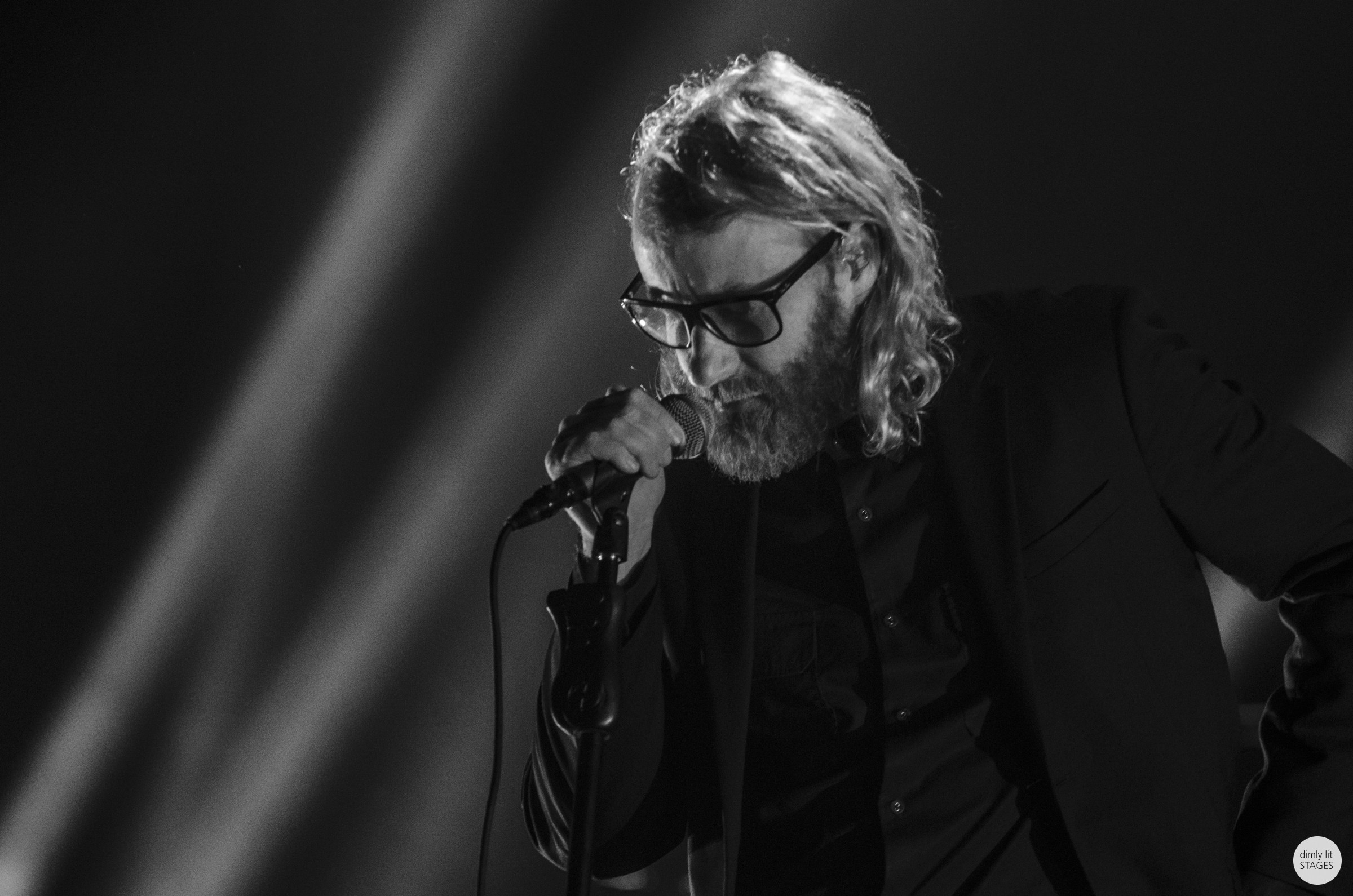 The National + Father John Misty live a Pistoia Blues: live report